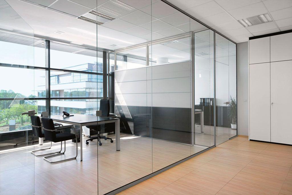 Acristalamiento de oficinas la cristaler a de madrid for Cerramientos oficinas