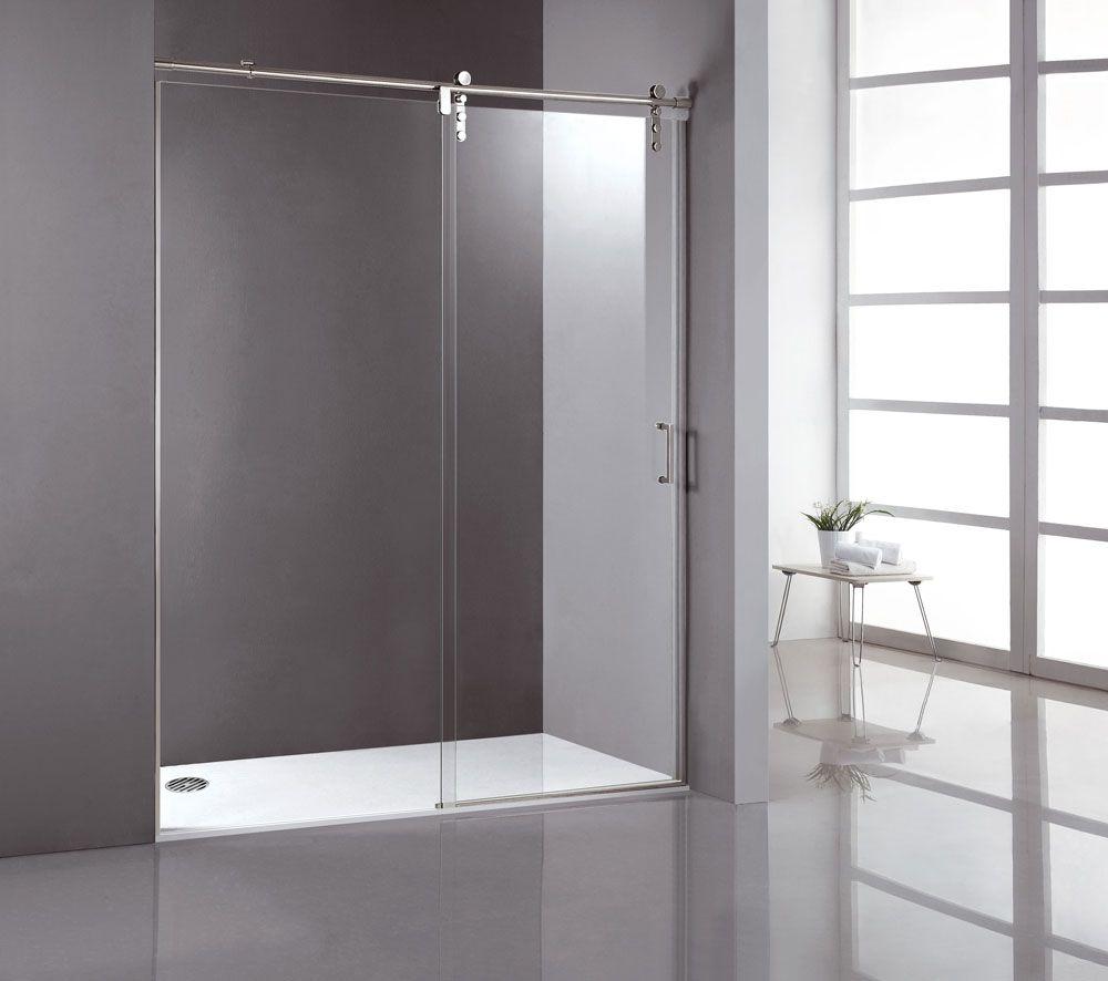 Mamparas de ba o en madrid la cristaler a de madrid - Instalar una mampara de ducha ...